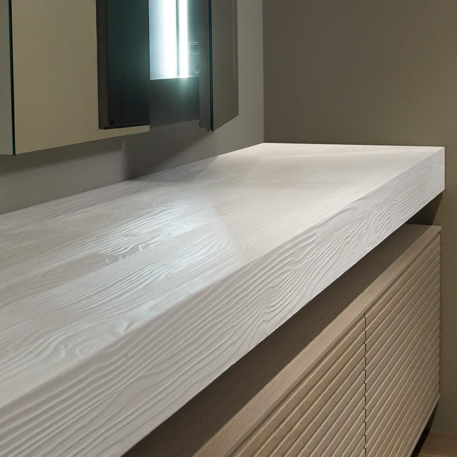 Bordplade til bad i Træ og Komposit