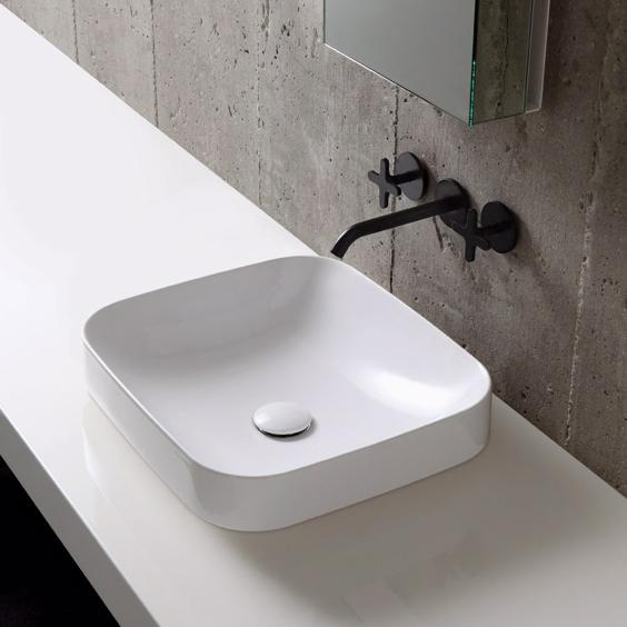 vask badeværelse fritstående