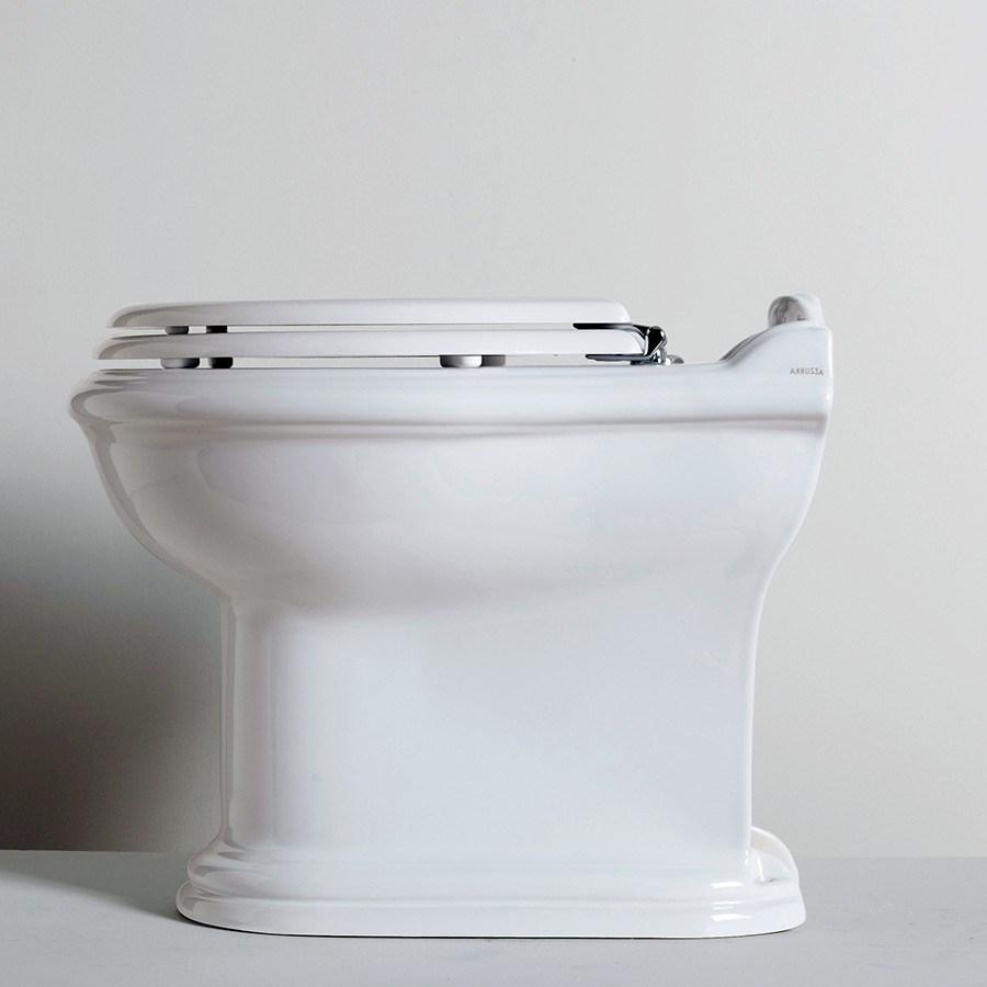 Højtskyl toilet Kent Jubilæum i klassisk stil