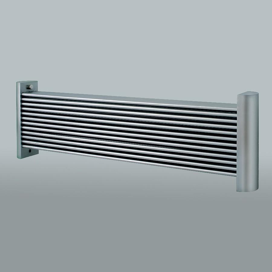 Fritst ende radiator i rustfrit st l til gulvmontering for Household radiator design