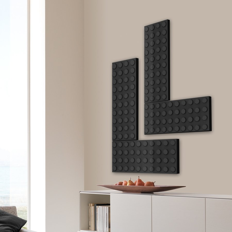 Design radiator the brick duo en helt anderledes radiator for Household radiator design