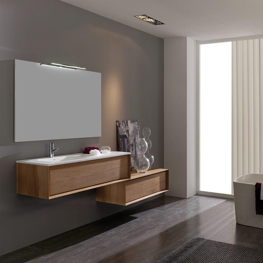 badeværelsesmøbler træ Wood Iroko   Eksklusivt badeværelsesmøbel i massivt Iroko træ badeværelsesmøbler træ