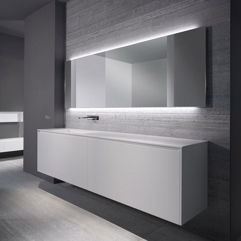 badeværelsesmøbler Badeværelsesmøbler med skydedøre i top kvalitet MADE IN ITALY badeværelsesmøbler