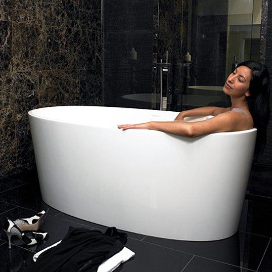 badekar bredde Badekar fritstående Ios i minimalistisk design badekar bredde